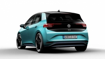 Volkswagen lanza su primer auto totalmente eléctrico