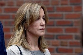 Felicity Huffman será sentenciada por el delito de conspiración