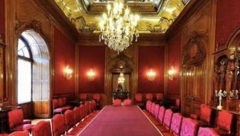 Convertirán comedor de Palacio Nacional en sala exposiciones