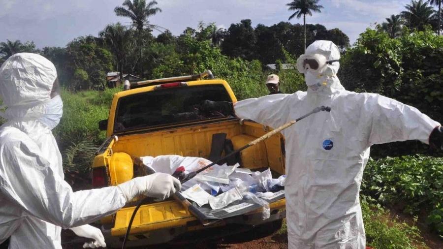 Suman ya 2 mil muertos en el Congo por ébola