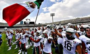 México se impone ante EU y se va a la final del mundial sub 19 de futbol americano