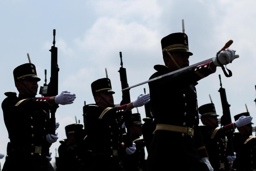 ¡Atención!, estos son los cortes viales por desfile cívico-militar