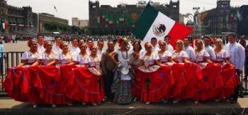 Da inicio el Festival Cultural 'Culturas de México' en la CDMX