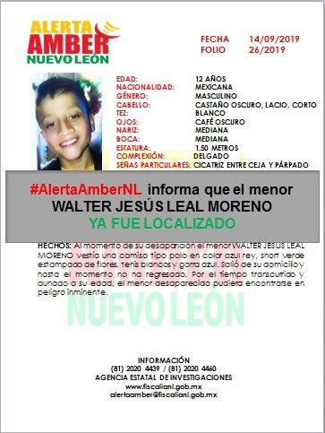 Hallan sin vida a menor desaparecido en Guadalupe, Nuevo León