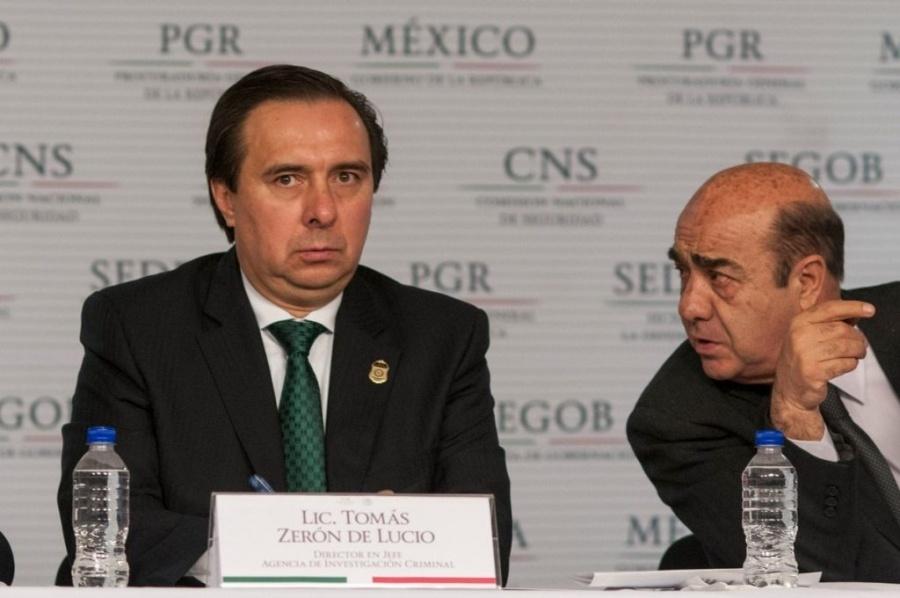 Murillo Karam y Tomás Zerón, nuevos objetivos por caso Ayotzinapa