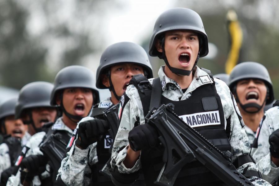 Guardia Nacional y beneficiarios de programas sociales participarán en Desfile Militar