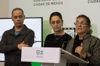 Cero corrupción y planes de prevención, estrategias ante sismos: Urzúa