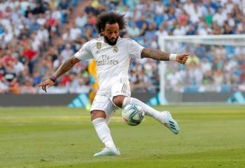 Uno más: Marcelo será baja en Real Madrid por lesión de espalda