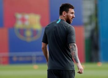 Tras lesión, Messi regresa con Barcelona para enfrentar al Dortmund