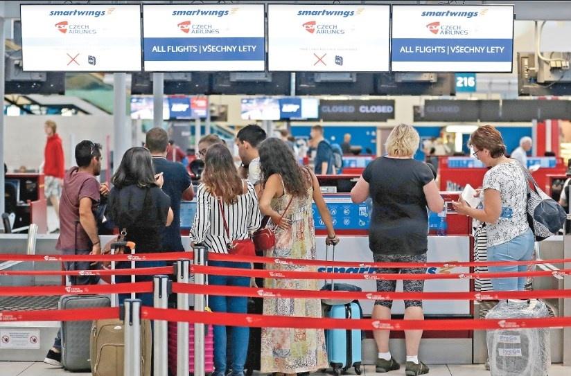 Pasa de 78 a 149 pesos cuota al viajero aéreo internacional