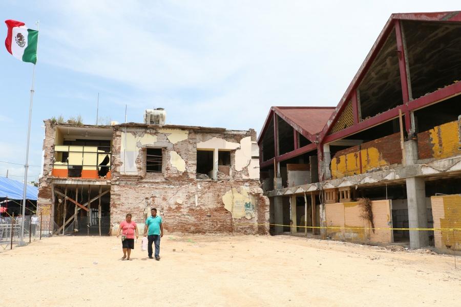 Presidencia informará mañana sobre reconstrucción tras sismos de 2017