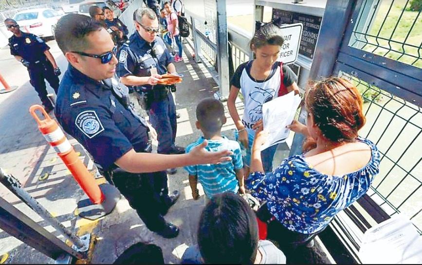 Tramitan solicitudes de asilo por videoconferencias