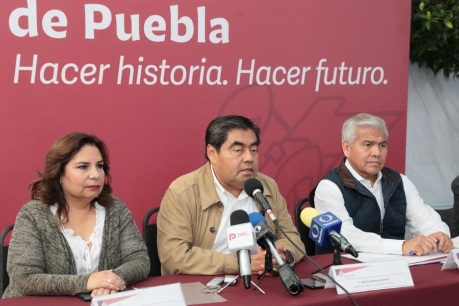 Tendrá Puebla programa permanente para la Regularización de la Tenencia de la Tierra: Barbosa