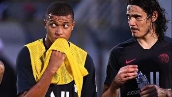 Mbappé y Cavani, descartados para el choque del PSG con el Real Madrid