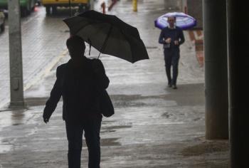 Prevén lluvias fuertes y granizadas en norte y occidente del país