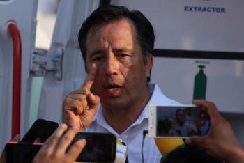 Senadores del PAN van por destitución de Cuitláhuac García
