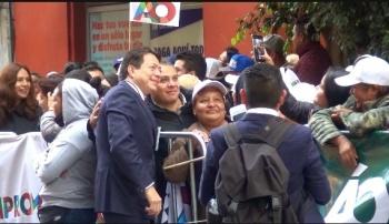 Confía Delgado Carrillo que este mes quede aprobada la Ley de Amnistía