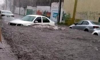 VIDEO: Desborde de río genera caos en Chiapas; aplican Plan DN-III