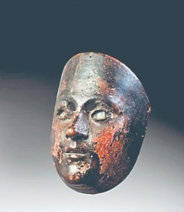 México sólo recupera 1 de 9 piezas arqueológicas robadas