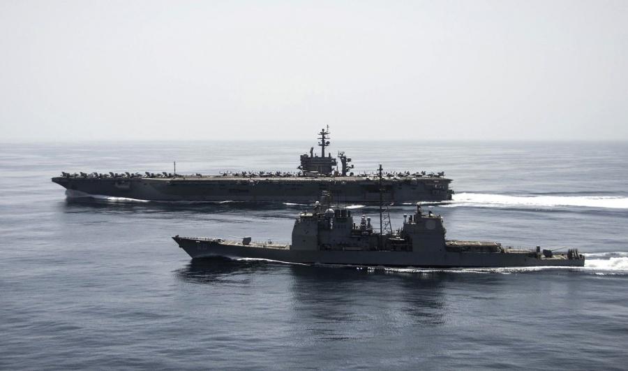 Arabia Saudita colaborará con EU en misión de seguridad marítima
