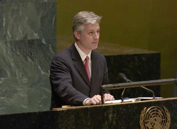 Nomina Trump a Robert O'Brien como asesor de seguridad nacional