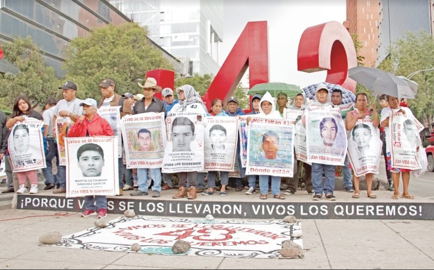 Van tras El Patrón, autor intelectual de caso Iguala