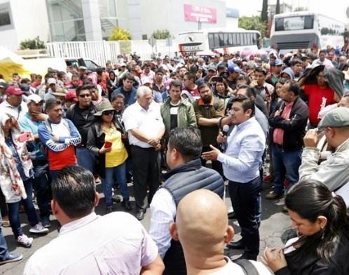 PAN descarta el uso de la fuerza pública contra la CNTE