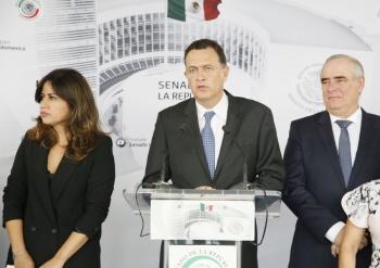 Veracruz es un estado fallido: PAN en el Senado