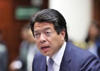 Confía Delgado aprobar ley de amnistía este mes