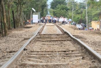 Hasta el momento, no se han presentado amparos por tren maya, dice Presidente