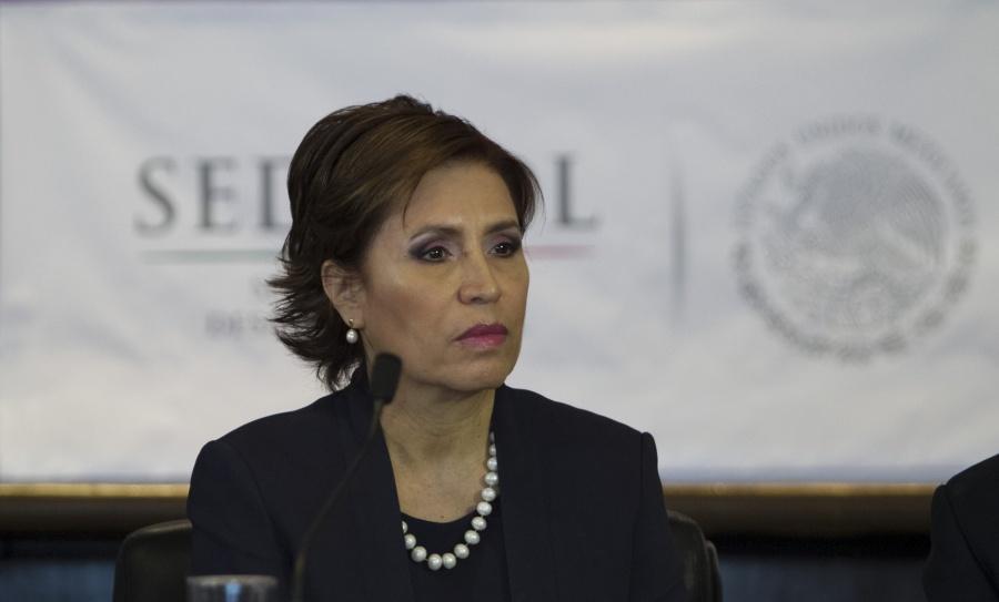 Impugnará defensa de Robles inhabilitación dictada por la SFP