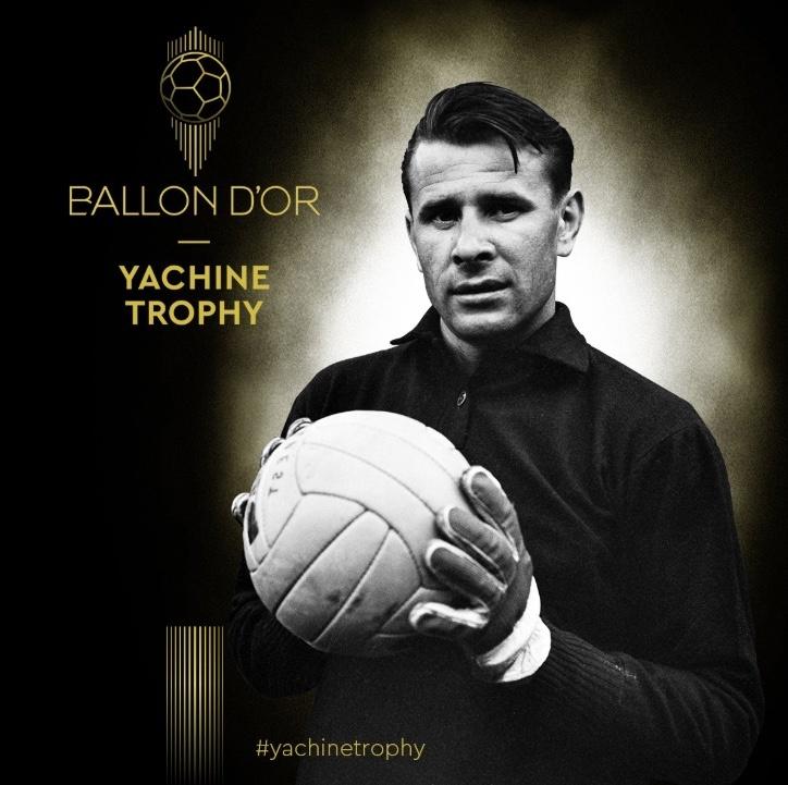 France Football crea el Balón de Oro al mejor portero