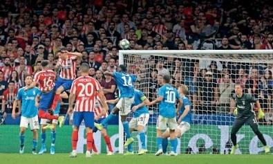 Herrera anota y apaga el triunfo a Juve de Cristiano