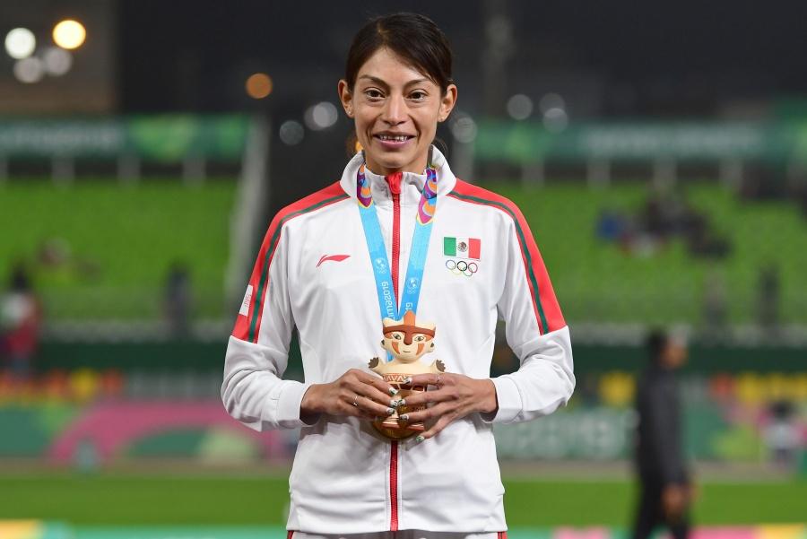 Asaltan a Laura Galvan, medallista de oro en Lima 2019