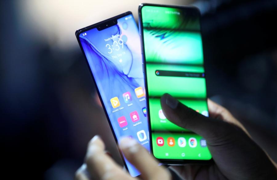 Presentan el nuevo Huawei Mate 30 Pro y Mate 30