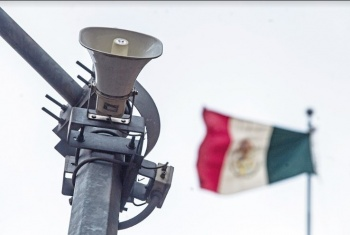 CDMX tiene 225 altavoces sin servir, advierten