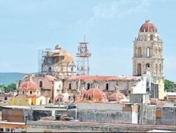 Tras sismo, Fonden valida reparación de sólo 7 edificios