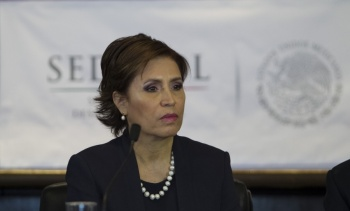 Impugnará defensa de Robles inhabilitación dictada por la SFP