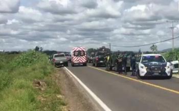 Cinco muertos y un herido por una emboscada a custodios en Guanajuato