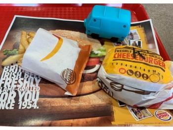 Burger King dice adiós a los juguetes en comidas para niños