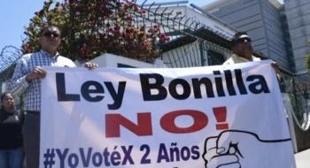 """Plantean que """"Ley Bonilla"""" continúe su proceso legislativo para poder controvertirla ante la Corte"""