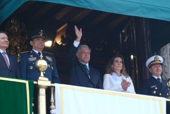 Separan de su cargo a funcionario por insultar a Beatriz Gutiérrez Muller
