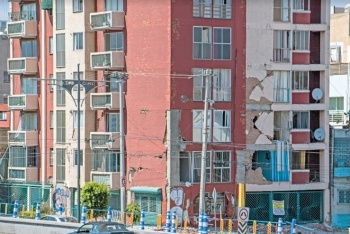 Sin seguro contra sismos más de 90% de los hogares