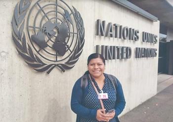 Ante ONU, acusan simulación en defensa de Derechos Humanos