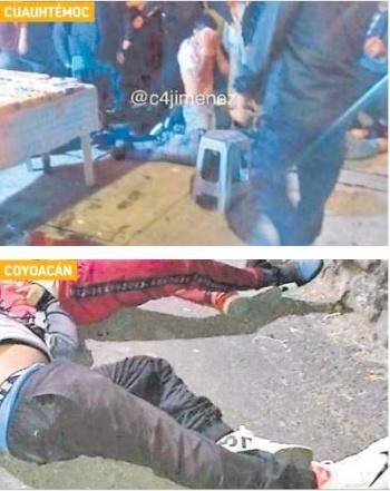 En menos de 12 horas asesinan a 11 en CDMX