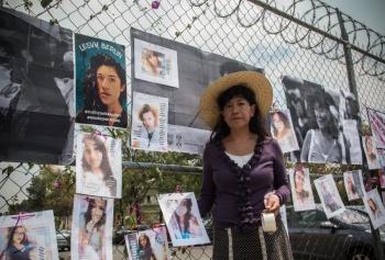 Asegura médico forense que Lesvy fue asesinada, no se suicidó