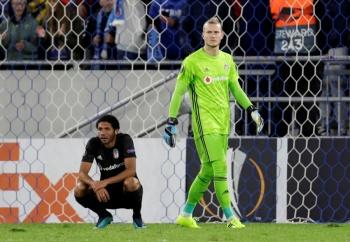 Loris Karius se vuelve a equivocar pero con el Besiktas en la Europa League