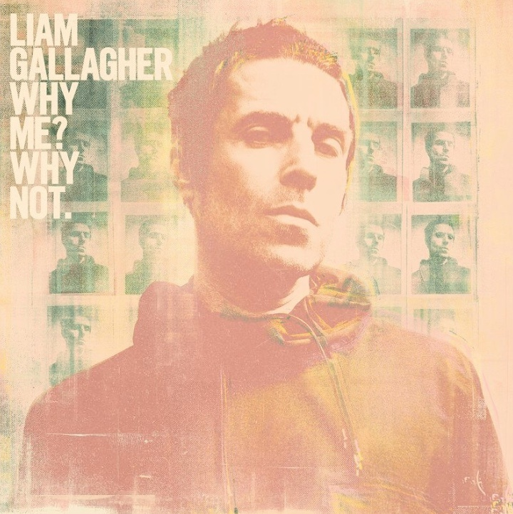 "Liam Gallagher presenta ""Why Me? Why Not"""