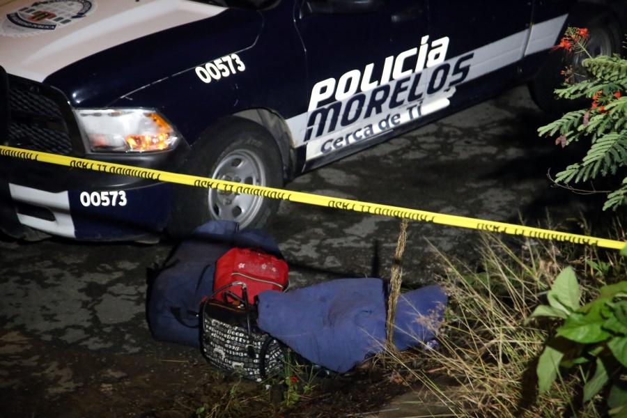 Asesinan a tiros a seis personas en Cuernavaca