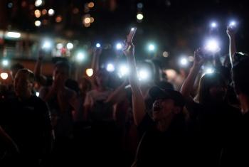 Uso de la tecnología, principal arma de manifestantes en Hong Kong